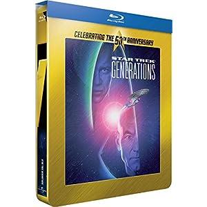 Star Trek : Générations [50ème anniversaire Star Trek - Édition boîtier SteelBoo