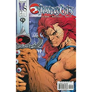 Thundercats Wildstorm on Amazon Com  Thundercats  2002 Wildstorm   2  Books