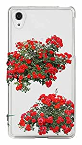 WOW Transparent Printed Back Cover Case For Sony Xperia Z5