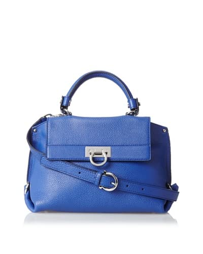 Salvatore Ferragamo Women's Sofia Bag, Blue