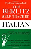 img - for Berlitz Self-Teacher: Italian (Berlitz Self-Teachers) book / textbook / text book