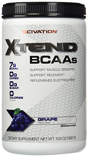 Scivation Xtend - Grape Escape, 30 Servings 13.8oz (Bcaa Grape compare prices)