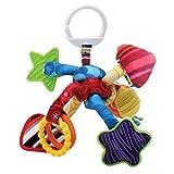 Lamaze Tug & Play Activity Knot Take Along Toy