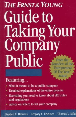 the-ernst-young-guide-to-taking-your-company-public-by-ernst-young-llp-1995-03-02