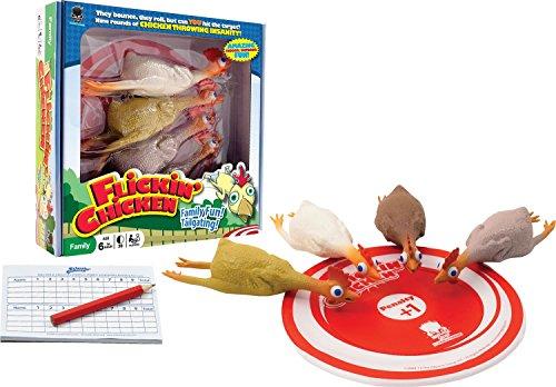 Настольная игра Flickin' Chicken