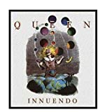 Queen - Patch Innuendo (in 10 cm x 8 cm)
