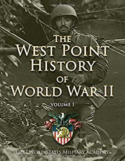 Book Cover: West Point History of World War II, Vol. 1