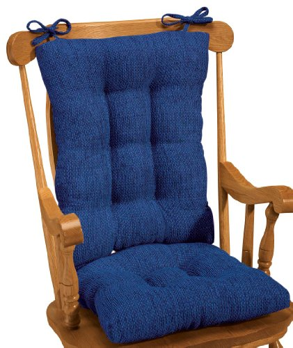 Miles Kimball Tyson Rocking Chair Cushion Set front-230997