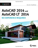 img - for AutoCAD 2014 and AutoCAD LT 2014: No Experience Required: Autodesk Official Press book / textbook / text book