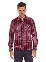 New Caro Camisa Hombre Cabanel (Rojo)