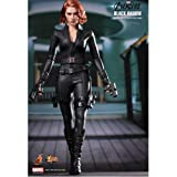 Black Widow The Avengers Movie Masterpiece Sixth Scale Hot Toys Action Figure