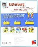 Ritterburg: Was geh�rte zu einer mittelalterlichen Burg? Wie sah das Leben der Ritter aus? - Eva Dix