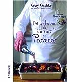 echange, troc Guy Gedda, Marie-Pierre Moine - Petites leçons de cuisine en Provence