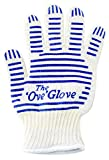 Oven Mitt with Silicone Grip