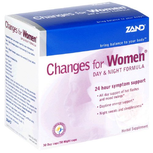 Zand Changes For Women Day/Night Kit 60 Capsules