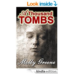 A Thousand Tombs (Gen Delacourt Mystery Book 4)