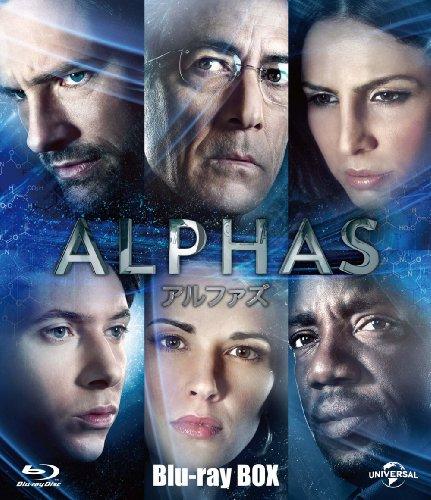 ALPHAS/アルファズ Blu-ray-BOX