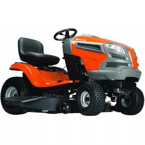 Husqvarna YTH22V46 22 HP Hydro Pedal Yard Tractor, 46-Inch picture