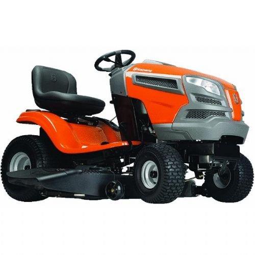 Husqvarna YTH22V46 22 HP Hydro Pedal Yard Tractor, 46-Inch