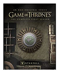 Game of Thrones - Season 1 (Limited Edition Steelbook - Exclusive to Amazon.co.uk) [Blu-ray]