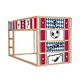 hochbett ikea wei kaufen gebraucht und g nstig. Black Bedroom Furniture Sets. Home Design Ideas