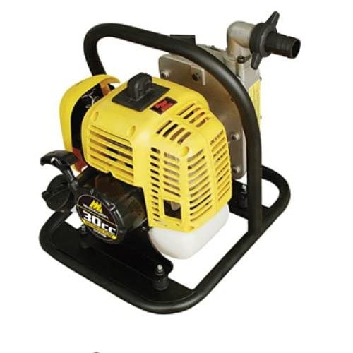 Amazon.com : McCulloch FPP10B 1-Inch 1 HP 26cc 2-Cycle Gas-Powered