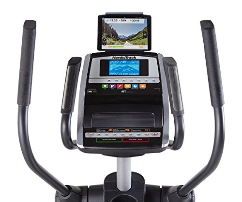 NordicTrack E 7.0 Z Elliptical Review