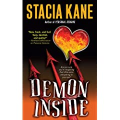 Demon Inside by Stacia Kane