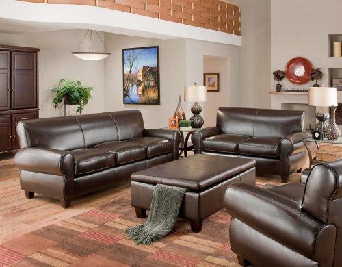 Abilene Furniture Set Dark Chocolate