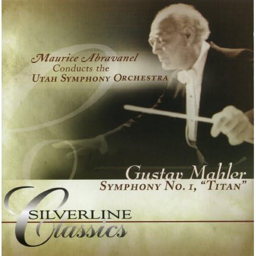 Symphony-No-1-Titan-Gustav-Mahler-Audio-CD
