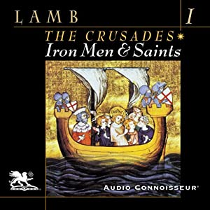 Iron Men and Saints Audiobook