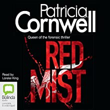 Red Mist Audiobook by Patricia Cornwell Narrated by Lorelei King