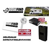 "Selfsat M15/12HD Easyfind Flat Traveller Satellitenanlage (Single LNB, HDMI, Full-HD, 1080p, USB 2.0) Kit wei�von ""Selfsat"""