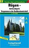 echange, troc Cartes Freytag - Carte de randonnée : Rügen