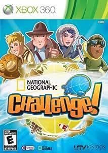 National Geographic Challenge - Xbox 360