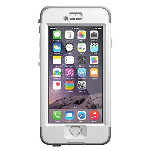LIFEPROOF 防水 防塵 耐衝撃ケース nuud for iPhone6