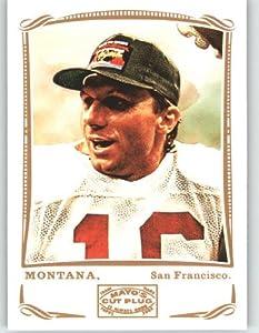Joe Montana - San Francisco 49er