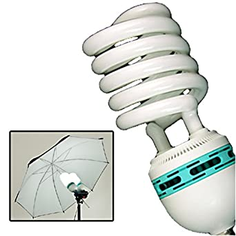 Full Spectrum Lighting Bulb 85 Watt Photography Photo Video Daylight Balanced Pure White Steve Kaeser Photographic Lighting & Accessories