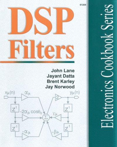DSP Filter Cookbook (Electronics Cookbooks)