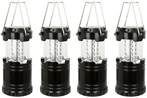 Everyday-Essentials-Ultra-Bright-LED-Collapsible-Water-Resistant-Camping-Lantern-Flashlights-NEWEST-VERSION