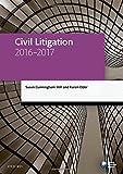 Civil Litigation 2016-2017 (Blackstone Legal Practice Course Guide)