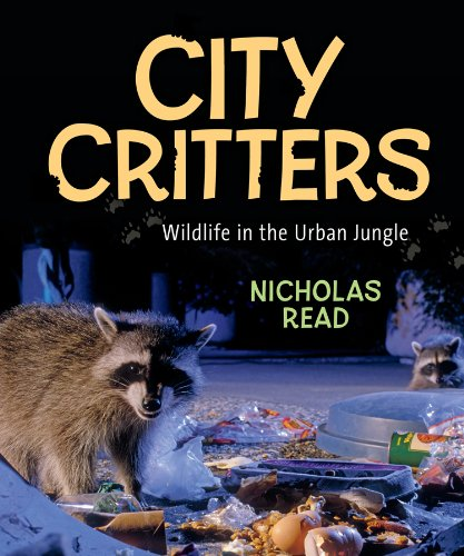 City Critters: Wildlife in the Urban Jungle, Nicholas Read