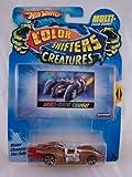 Hot Wheels Color Shifters Creatures 1:64 Car: Arachnorod