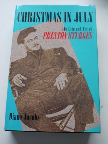 Christmas in July: The Life and Art of Preston Sturges (Diane Preston compare prices)