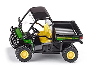 Amazon.com: 1:32 John Deere Gator Tractor: Toys & Games