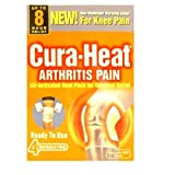 Cura Heat Heat Packs Arthritis Knee 4