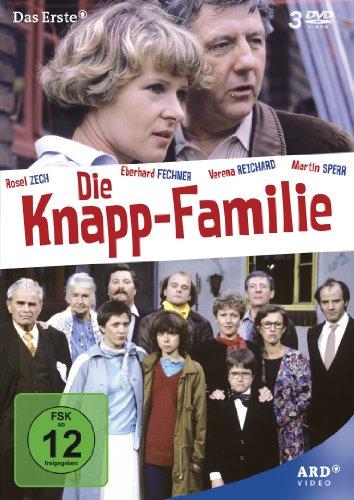 Die Knapp-Familie [3 DVDs]