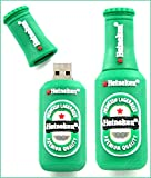 Microware Bottle ShMicroware 16GB Pen Drive (Green)