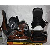 New Mens US 6-12 Snowboarding Snowboard Bindings PRO 2013 model PHA812A NEW by Matrix