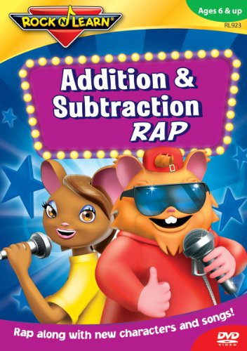 Rock 'N Learn:Addition & Subtraction Rap
